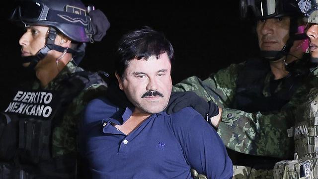 El Chapo (Photo: EPA)