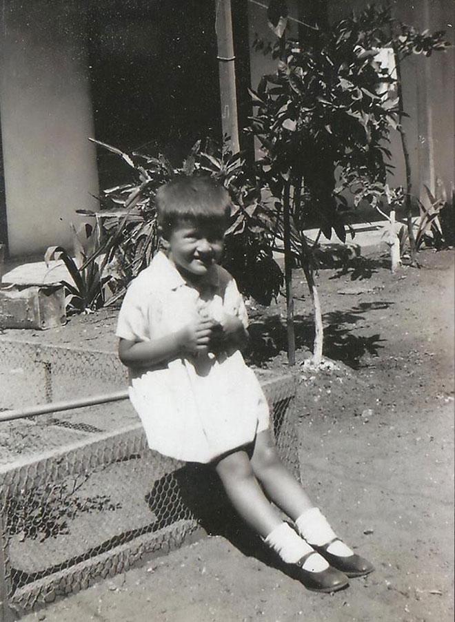 הילדה הזו חגגה 90 השנה. הקליקו על התמונה