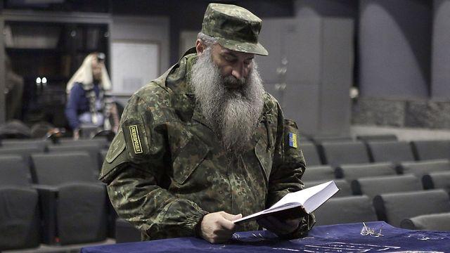 Asher Tcherkasski (Photo: AFP)