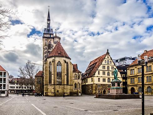 עוד עיר ששווה להכיר. שטוטגרט (צילום: shutterstock) (צילום: shutterstock)