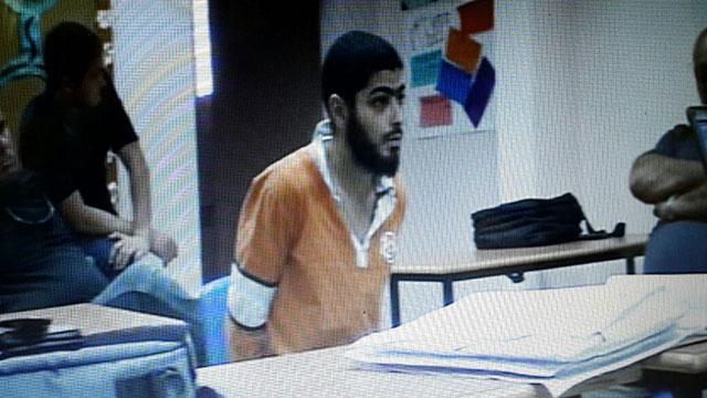 Melhem during questioning in 2007