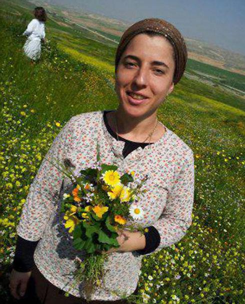 דפנה מאיר. נרצחה בעקבות הסתה בטלוויזיה הפלסטינית ()