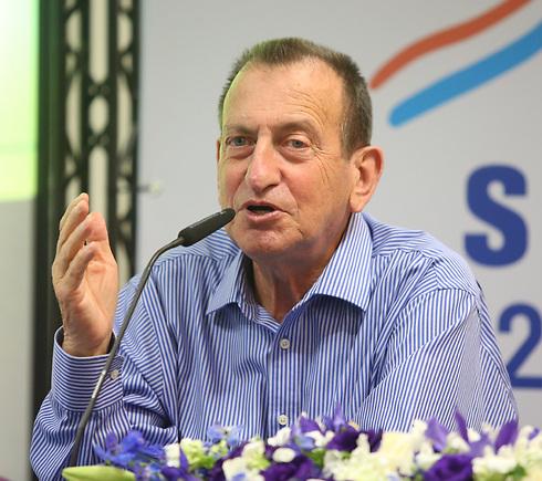 ראש העיר חולדאי (צילום: אורן אהרוני) (צילום: אורן אהרוני)