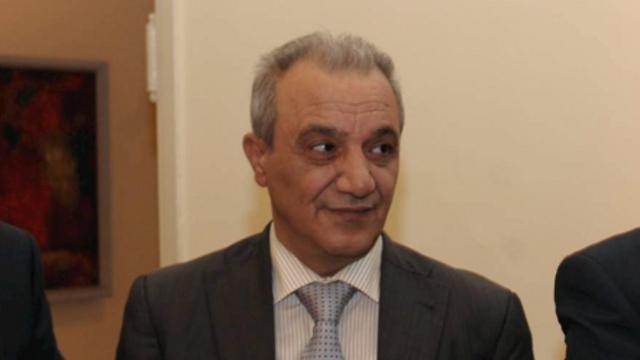 Majid Faraj  (Photo: Amos Ben-Gershom)