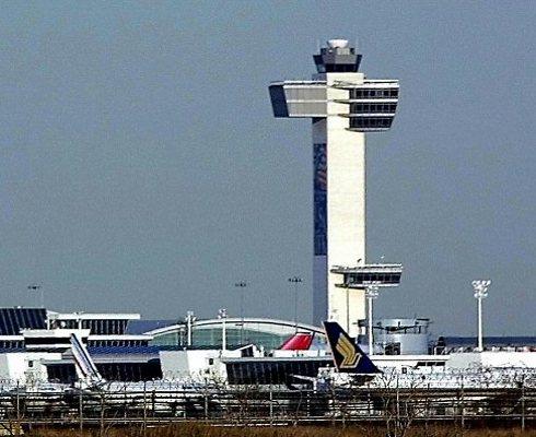 שדה התעופה JFK (צילום: איי אף פי)