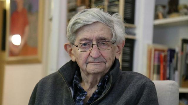 פרופ' יעקב מלכין (צילום: עפר מאיר) (צילום: עפר מאיר)