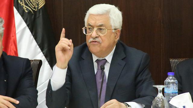 Mahmoud Abbas (Photo: Ofer Meir) (Photo: Afar Meir)