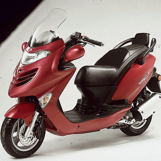 קטנוע קימקו