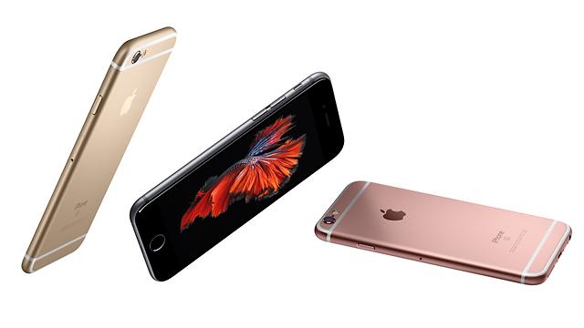 האייפון הנמכר ביותר עד היום: אייפון 6 (צילום: apple.com)