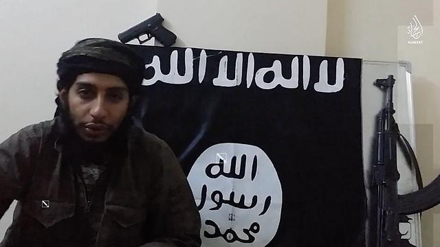 Abu Omer al-Baljiki, speaking before the terror attacks in Paris
