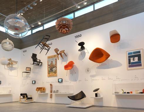 מדוע התערוכה הקודמת שהוצגה באגף העיצוב הייתה תמוהה (צילום: אלי פוזנר )