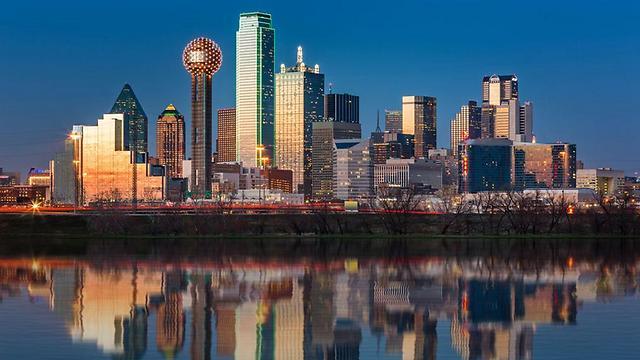 """מושא לקנאה בארה""""ב. דאלאס, טקסס (צילום: shutterstock) (צילום: shutterstock)"""