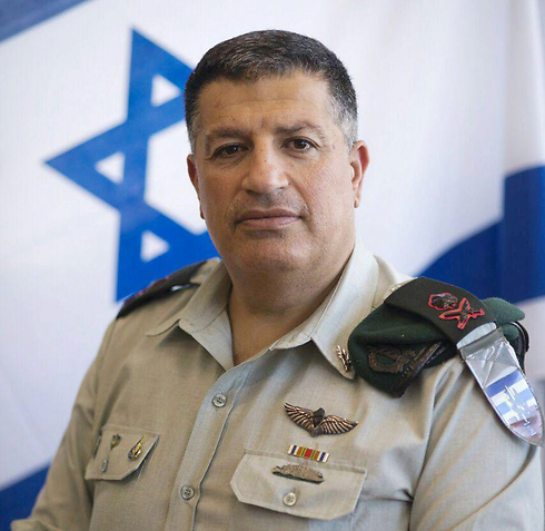 "Maj.-Gen. Mordechai. ""Hamas is trying to recruit merchants."" (Photo: IDF Spokesperson) (Photo: IDF Spokesperson's Unit)"