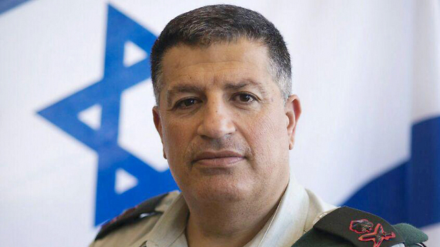 Major General Yoav Mordechai (Photo: IDF)