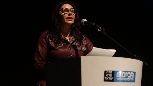 השרה מירי רגב (צילום: מוטי קמחי) (צילום: מוטי קמחי)