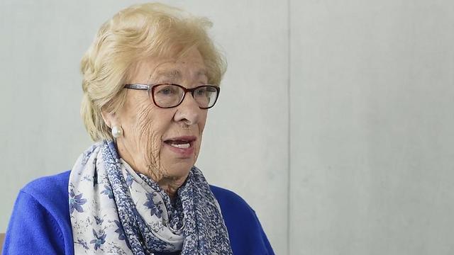 Eva Schloss (YouTube screenshot)