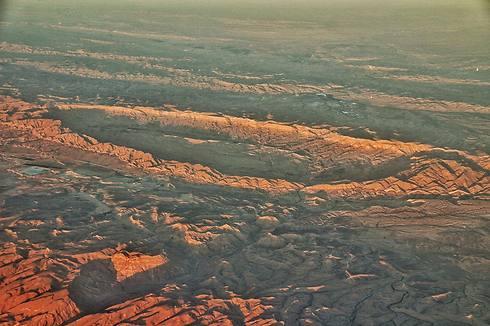 המכתש הגדול (צילום: תומר צדוק) (צילום: תומר צדוק)