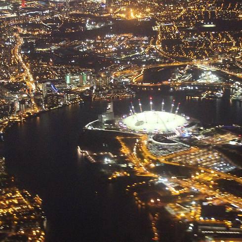 לונדון בלילה (צילום: תומר צדוק) (צילום: תומר צדוק)