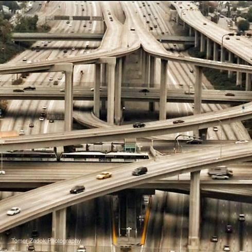 לוס אנג'לס (צילום: תומר צדוק) (צילום: תומר צדוק)
