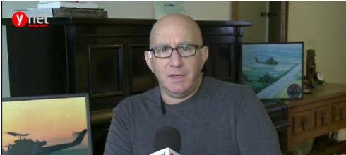 תומר צדוק בראיון לאולפן ynet (צילום: עופר מאיר)