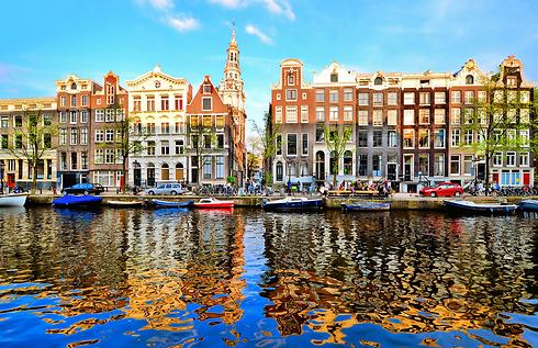 אמסטרדם (צילום: shutterstock) (צילום: shutterstock)