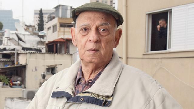 הסופר סמי מיכאל (צילום: אלעד גרשגורן) (צילום: אלעד גרשגורן)