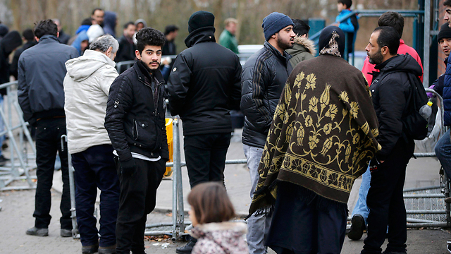 Refugees in Germany (Photo: Reuters)