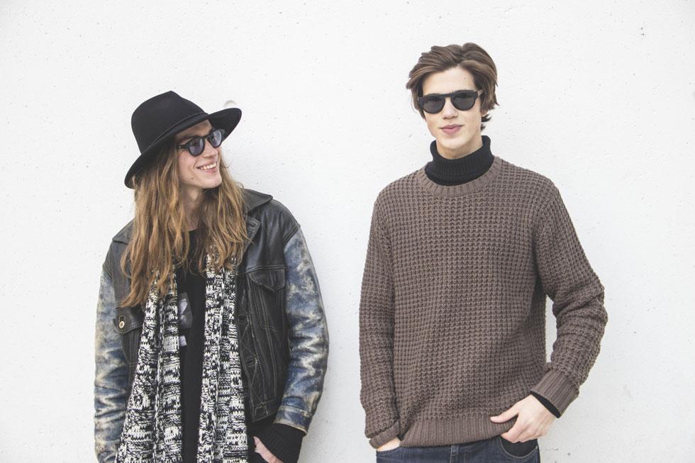 """""""יצרנו קולקציית קפסולה של משקפי שמש, ופתחנו דוכן בשבוע העיצוב 2014 במילאנו. אנשים כל כך התלהבו שהזמינו מאיתנו מראש כמויות של משקפיים"""". קוואטרוצ'נטו"""