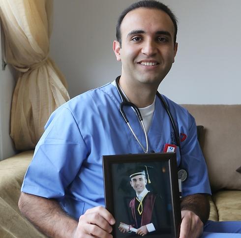 Dr. Shahab Davidfor (Photo: Alex Kolomoisky)