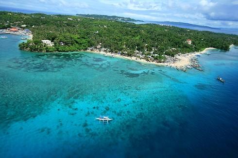 חופים טרופים בפיליפינים (צילום: משה שי)