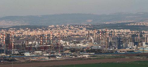 מפרץ חיפה. יש שיפור (צילום: גיל נחושתן) (צילום: גיל נחושתן)