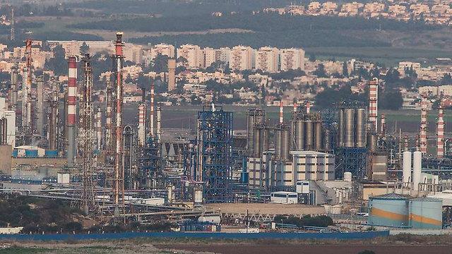 מפרץ חיפה (צילום: גיל נחושתן) (צילום: גיל נחושתן)