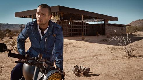 קופי-פייסט משודרג של אבא שון. הופר פן בקמפיין לחברת האופנה FAY