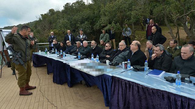 The Security Cabinet (Photo: Kobi Gideon/GPO)