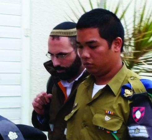 ערן קבלו בבית הדין הצבאי לערעורים בשבוע שעבר