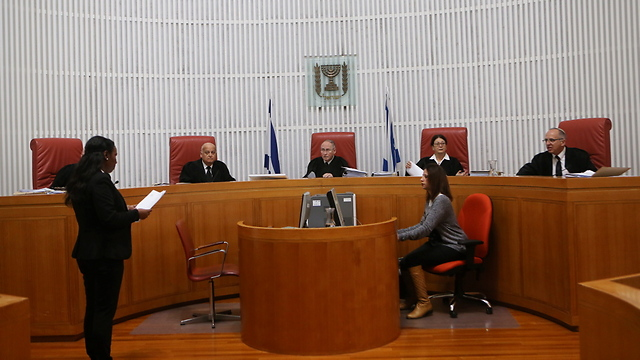 The High Court (Photo: Alex Kolomoisky)