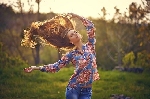 במקום להילחם בעצמך, למדי לחיות עם עצמך בשלום (צילום: Shutterstock)