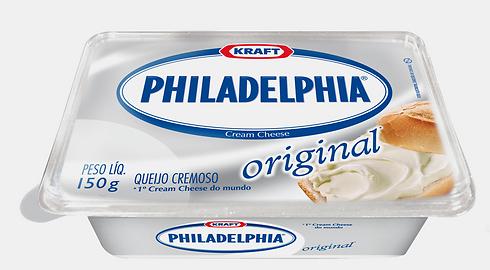 גבינת פילדלפיה. קראפט (צילום: קובי רן) (צילום: קובי רן)