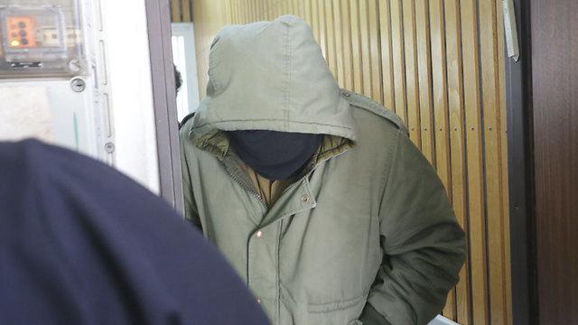 11 שנות מאסר. הקצין בבית הדין הצבאי (ארכיון) (צלום: ירון ברנר) (צלום: ירון ברנר)