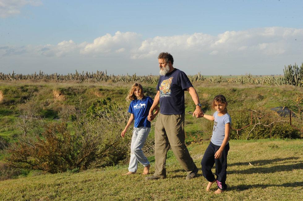 """דן דן בולוטין: """"כשיש בית ומשפחה תומכים, אפשר יותר בקלות ובביטחון לנסות וללמוד"""" (צילום: ישראל יוסף)"""