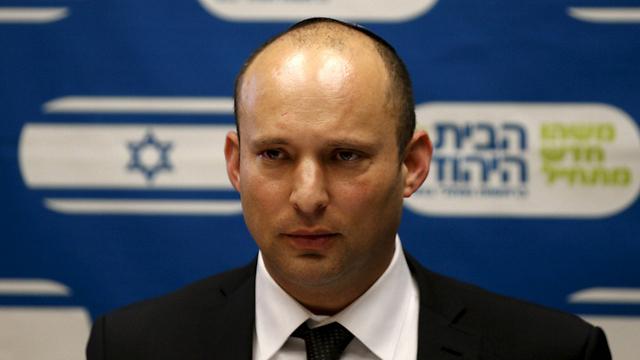"""בנט. """"ישראל איננה וגאס, ולא תהיה כזאת"""" (צילום: רויטרס) (צילום: רויטרס)"""