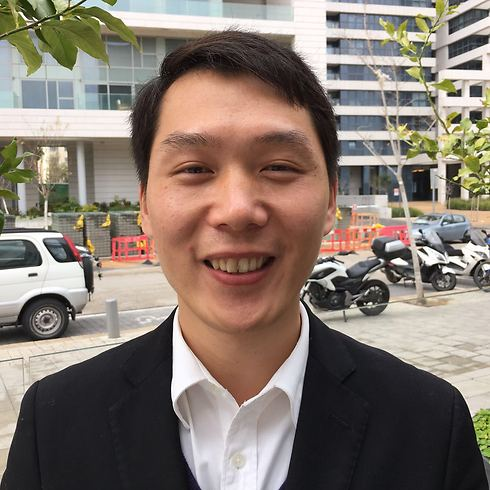 Li Liang, Hainan Airlines manager in Israel (Photo: Danny Sadeh)