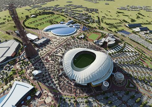 אצטדיון חליפה (צילום: gettyimages) (צילום: gettyimages)