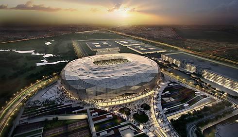 אצטדיון קרן קטאר (צילום: gettyimages) (צילום: gettyimages)