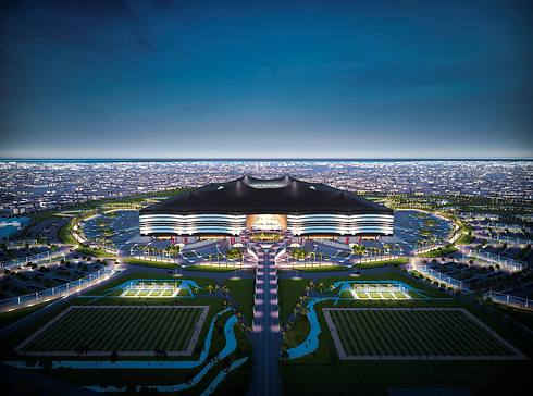 אצטדיון אל בעיית (צילום: gettyimages) (צילום: gettyimages)