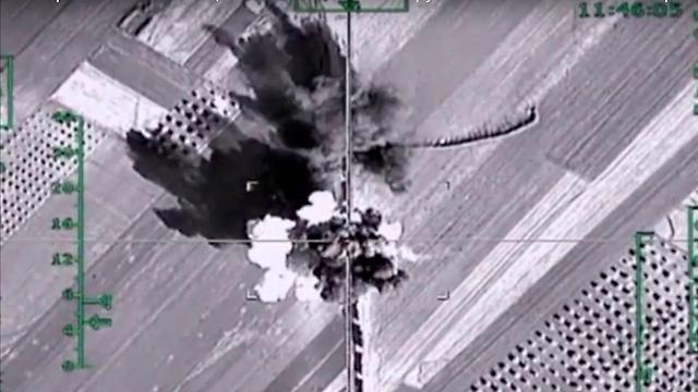 ההפצצות הרוסיות יימשכו למרות הפסקת האש (צילום:  AP)