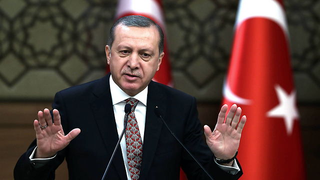 Turkish President Racep Tayyip Erdogan. Nearing an agreement? (Photo: AP)