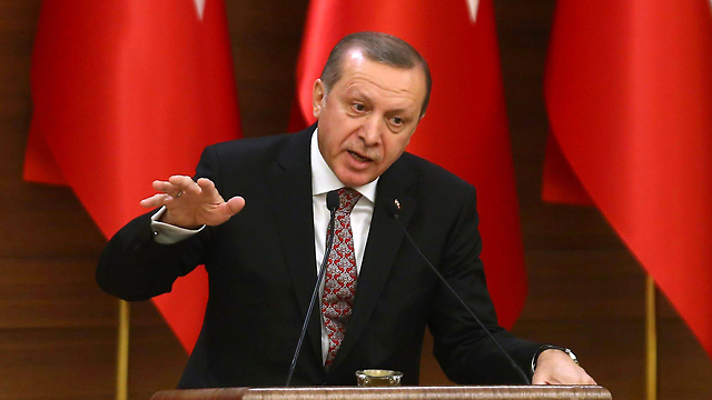 Turkish President Erdogan. Is reconciliation forthcoming? (Photo: AFP)