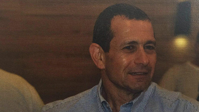 New Shin Bet head Nadav Argaman (Photo: Shin Bet)