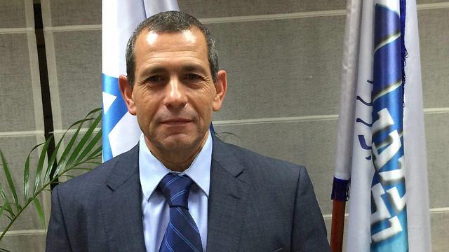 Head of the Shin Bet Nadav Argaman